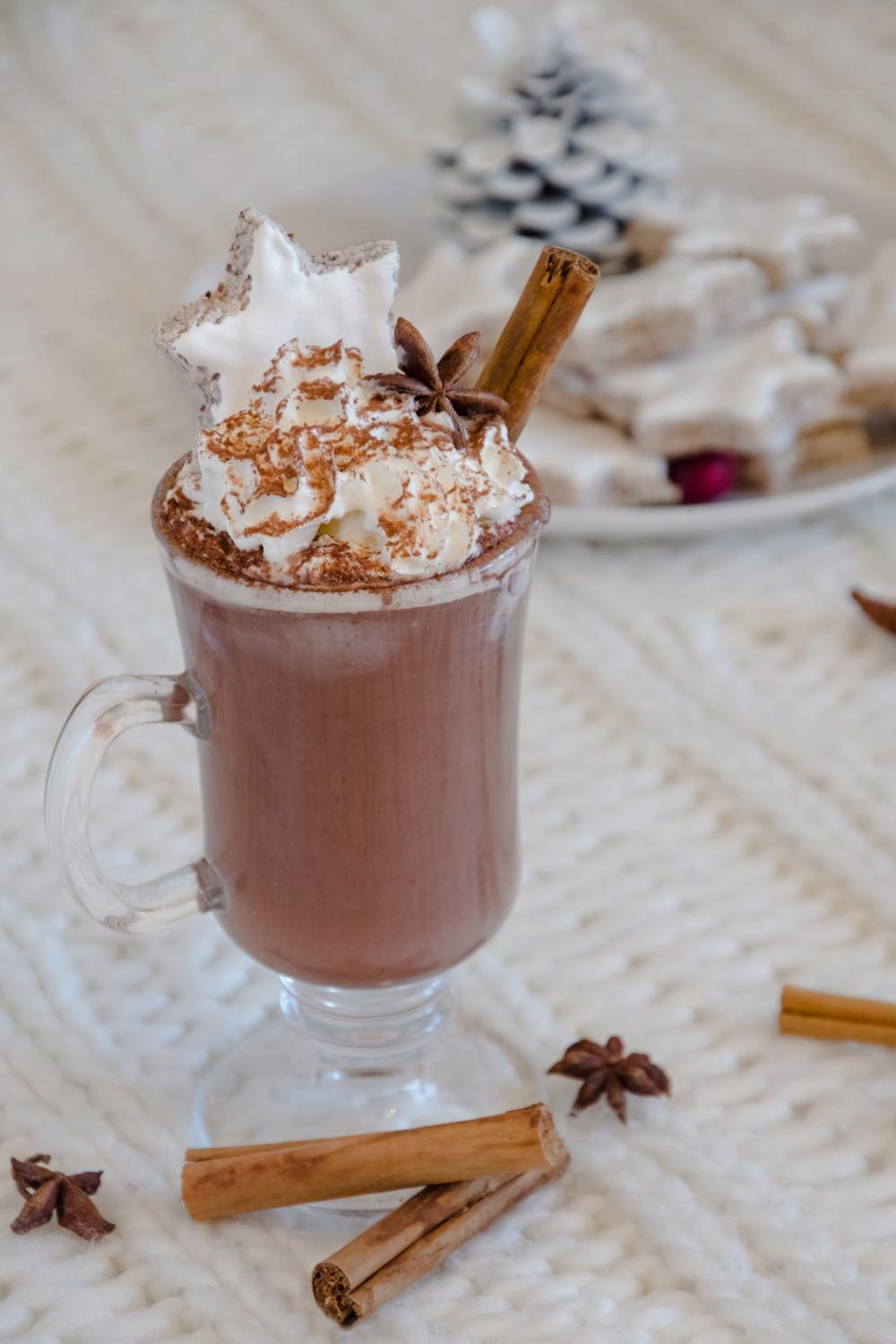 Use Your Noodles - Hot Chocolate