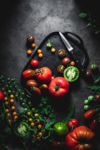 I'm happy to share my moody food preset collection with you. These are the presets that I personally use for my moody photos every single day!