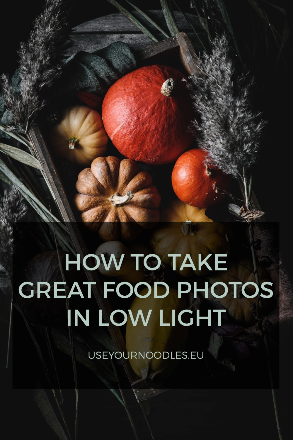 Taking great food photos in low light can be really frustrating, but it doesn't need to be. With these five tips, you'll be able to shoot in a very dark room and still create beautiful images.