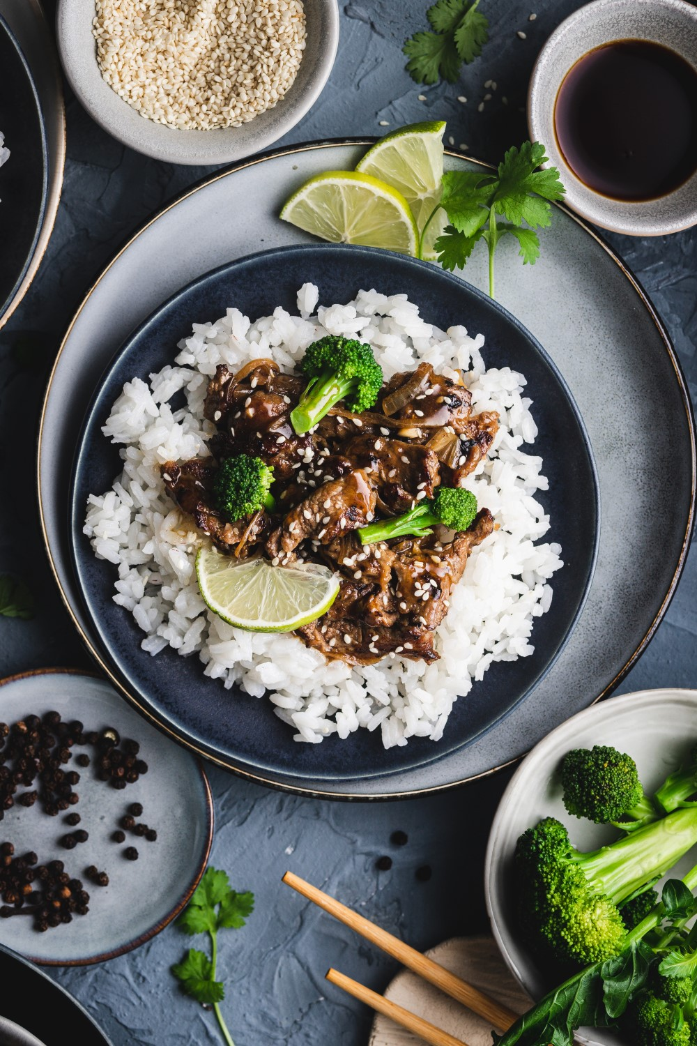 This 15-minute Mongolian beef recipe is all about flavor! It's a definite winner since it's really quick and so so easy to make.