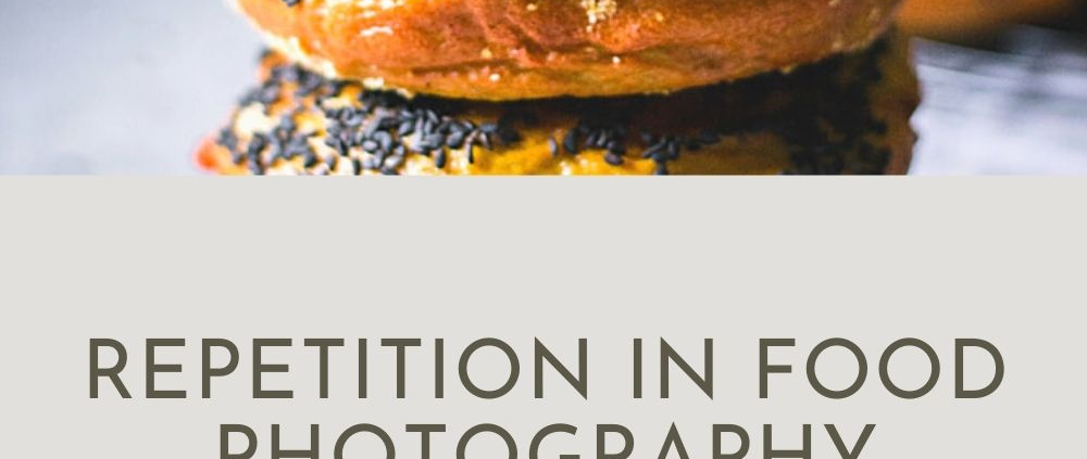 When it comes to interesting out-of-the-box techniques repetition in food photography is definitely the one to look out for.